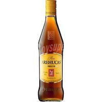 Arehucas Ron carta oro Botella 70 cl