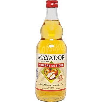 MAYADOR Vinagre de sidra Botella 750 ml