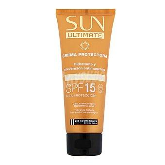 Les Cosmétiques Crema solar fácial FP 15 Sun Ultimate 75 ml
