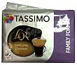 Café de tueste natural long classique en cápsulas l'or 24 uds Tassimo