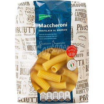 El Corte Inglés pasta italiana maccheroni paquete 500 g
