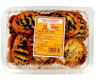 PAN Pan de ajo 190 gramos