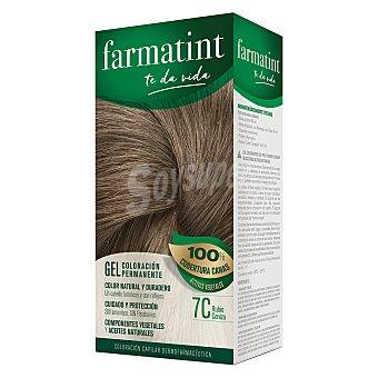 Farmatint Tinte Classic 7C Rubio Ceniza 1 ud