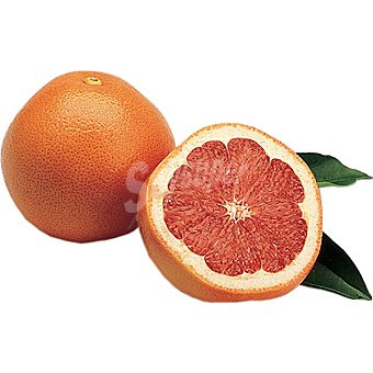 Pomelo rojo al peso 1 kg al peso