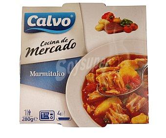 Calvo Marmitako de atún Tarrina 280 g