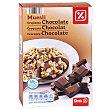Cereales muesli con chocolate Paquete 500 g DIA