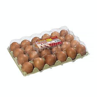 Huevos Guillén Huevo mediano M 24 u