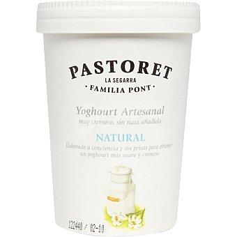 El Pastoret Yogur artesanal natural Tarrina 500 g