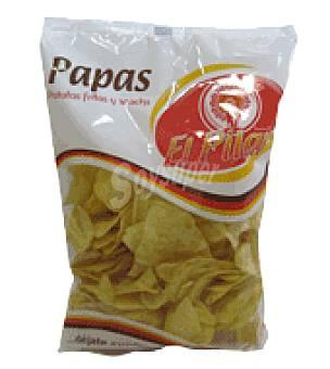 El Pilar Patatas fritas lisas 210 g