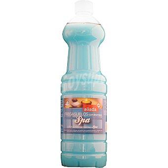 Aliada Friega suelos con aroma a spa botella 1,5 l 1,5 l