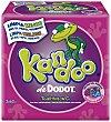 Toallitas infantiles aroma a frutas del bosque recambios  Pack 2x60 unidades Kandoo Dodot
