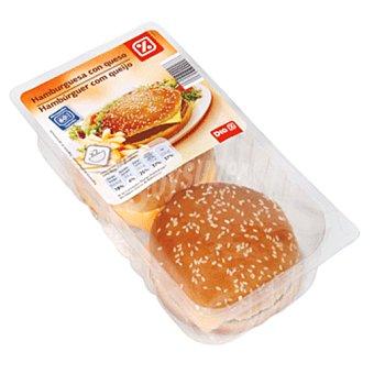 DIA Hamburguesa de cerdo envase 2 x125 gr
