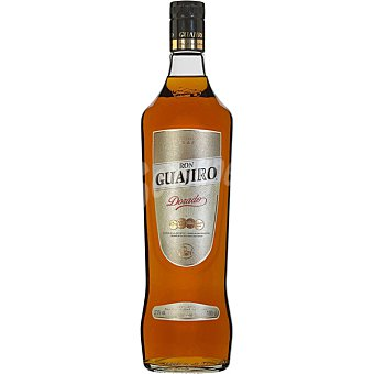 Guajiro Ron dorado Botella 1 l