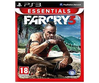 Acción Far Cry 3 PS3 1u 1u