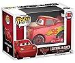 Figura Cars 3, Rayo Mcqueen de vinil, 10cm., 431 POP! FUNKO POP! 282