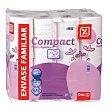Papel higiénico compacto Paquete 32 ud DIA