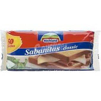 Sabanitas Queso fundido Sobre 800 g