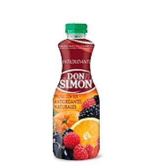 Don Simón Zumo antioxidante de naranja y mora Botella de 1 l