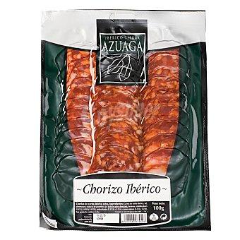 Azuaga Lonchas Chorizo Ibérico 100 g