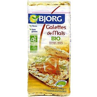 Bjorg Tortitas de maíz Estuche 130 g