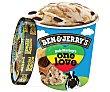Tarrina de helado de plátano con caramelo y trocitos de cokies 500 ml Ben & Jerry's