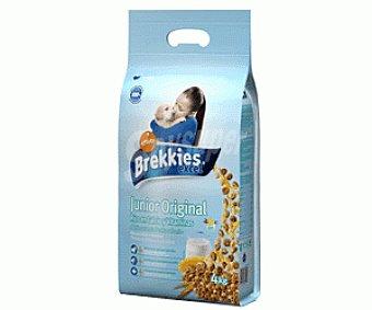 Brekkies Affinity Comida Seca para Cachorro de Perro con Calcio y Vitaminas 4kg