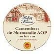 Queso camembert de Normandie Reflets de France pieza 250 g Reflets de France