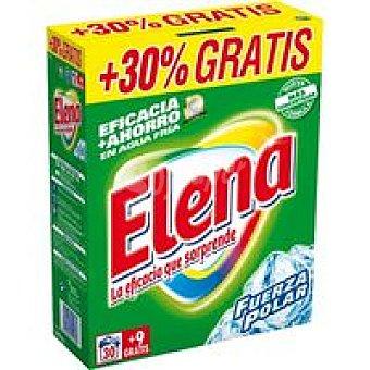 Elena Detergente en polvo Maleta 30+9 dosis