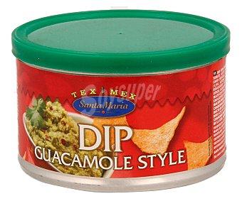 SANTA MARIA Salsa guacamole envase de 250 g
