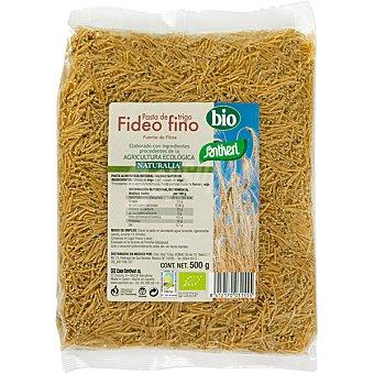 Santiveri Fideo fino de trigo ecológico Naturalia envase 500 g