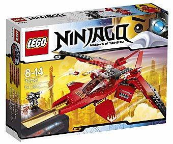 LEGO Juego de Construcciones El Caza de Kai, Modelo 70721 1 Unidad