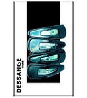 Dessange Ranas negras 5 cm 6 ud