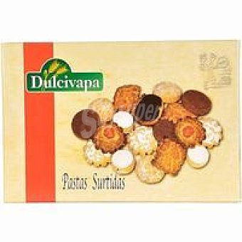 Dulcipava Pasta surtida Caja 450 g