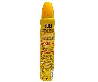 Giorgi Line Espuma fijadora hidratante rizo protección color 210 mililtros