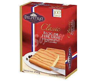 Delpeyrat Foie Gras de pato tentation,, 250 gramos