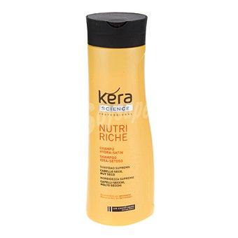 Les Cosmétiques Champú cabello seco - Kera Science 400 ml