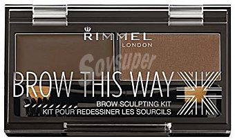 Rimmel London Cejas Brow this w 003 1 unidad