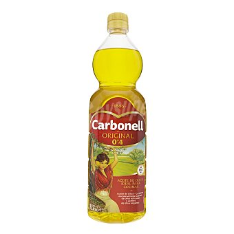 Carbonell Aceite de oliva suave 0,4º Botella 1 l