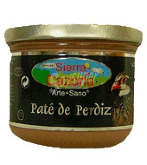 Carnicas Sierra De Cazorla Paté de perdiz 250 g
