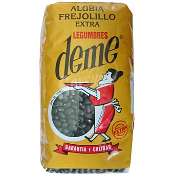 DEME Alubia frijol negro Paquete 1 kg