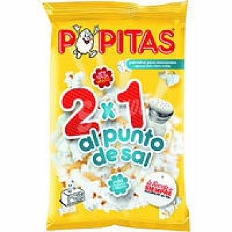 Popitas Borges Borges maiz microondas 2X1 100 GRS