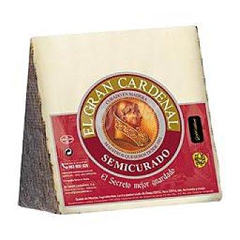 Gran Cardenal Queso semicurado Cuña 250 g