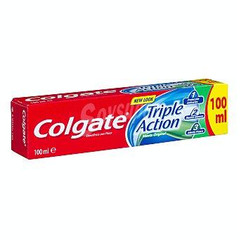 Colgate Dentifrico pasta triple accion Tubo 100 ml