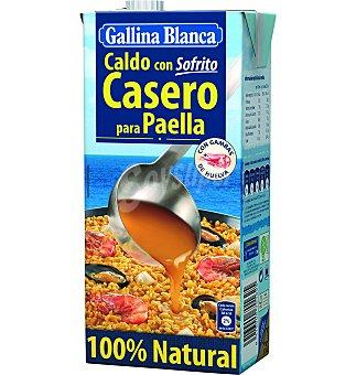 Gallina Blanca Caldo paella c/sofri 1 L