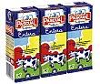 Leche entera pack 3 envase 200 ml Pascual