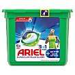 Pods detergente máquina 3 en 1 active en cápsulas 24 uds Cápsulas 24 uds Ariel