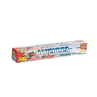 Macopack Papel de aluminio doméstico rollo 30 M