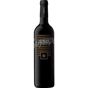 INURRIETA CUATROCIENTOS Vino tinto crianza D.O. Navarra botella 75 cl
