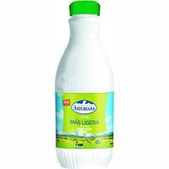 Central Lechera Asturiana Leche Desnatada 0% Materia Grasa Botella 1,2 litros
