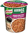 Arroz pot pollo teriyaki Vaso 81 g Knorr